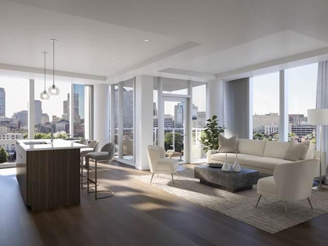 100 Shawmut Avenue #1003, Boston, MA 02118 (MLS #72580503) :: Atlantic Real Estate