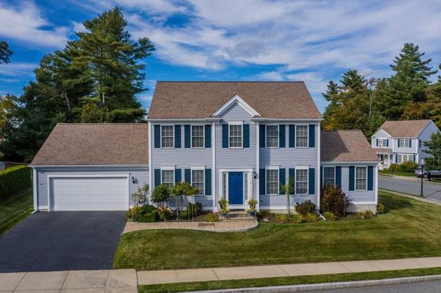 11 Monicas Way, New Bedford, MA 02745 (MLS #72580522) :: Kinlin Grover Real Estate