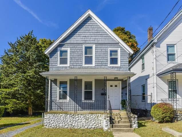 45 Washington, Boston, MA 02136 (MLS #72580529) :: Berkshire Hathaway HomeServices Warren Residential