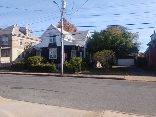 78-82 Mount Pleasant Street, New Bedford, MA 02740 (MLS #72580643) :: The Gillach Group
