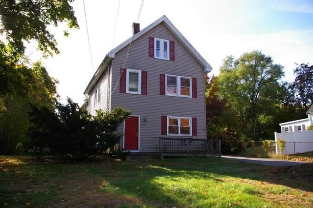 1019 South Franklin, Holbrook, MA 02343 (MLS #72580725) :: Kinlin Grover Real Estate
