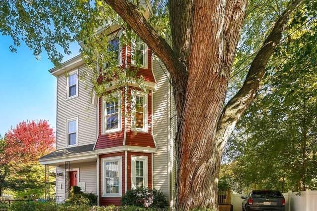 102 Williams St #2, Boston, MA 02130 (MLS #72580818) :: Kinlin Grover Real Estate