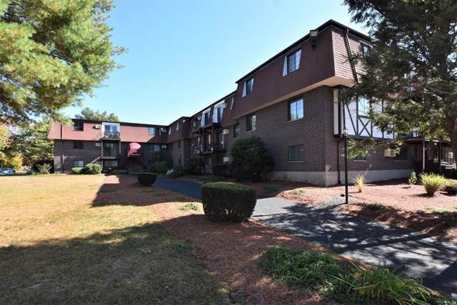 17 Erick Rd #19, Mansfield, MA 02048 (MLS #72580864) :: Westcott Properties