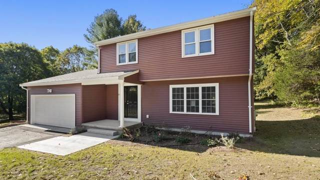 63 Stone Hedge Ln, Attleboro, MA 02703 (MLS #72580904) :: Westcott Properties