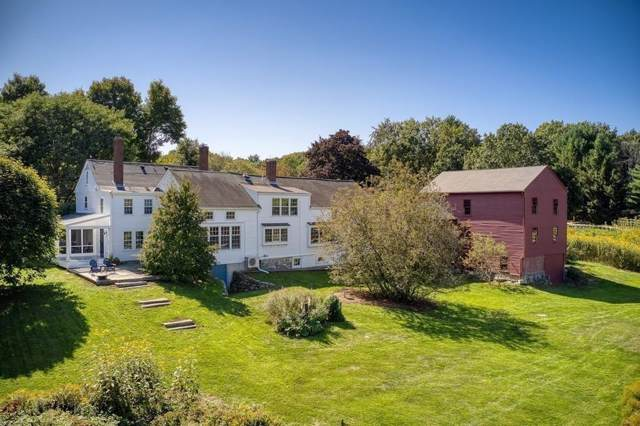 498 Strawberry Hill Rd, Concord, MA 01742 (MLS #72580915) :: Trust Realty One