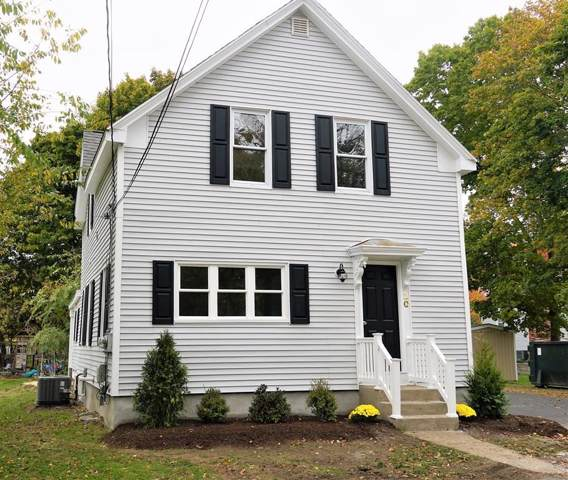 20 Shores Ave, Taunton, MA 02780 (MLS #72580925) :: Westcott Properties