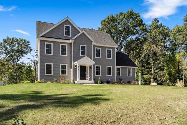 172 Greenwood Road, Andover, MA 10810 (MLS #72580934) :: Kinlin Grover Real Estate