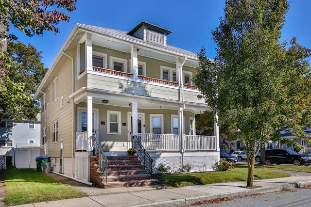56 Woodrow Ave #2, Medford, MA 02155 (MLS #72581033) :: Team Tringali