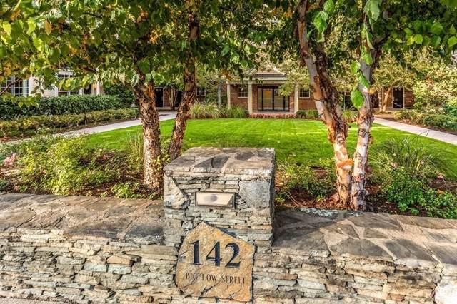 142 Bigelow St #305, Boston, MA 02135 (MLS #72581034) :: Westcott Properties