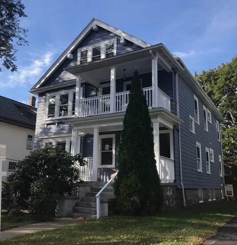 96 Redlands Rd #1, Boston, MA 02131 (MLS #72581045) :: Westcott Properties