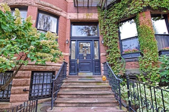 388 Marlborough St #8, Boston, MA 02115 (MLS #72581064) :: Atlantic Real Estate