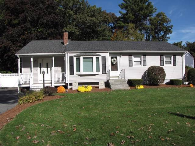 283 Shawsheen Ave, Wilmington, MA 01887 (MLS #72581069) :: Westcott Properties