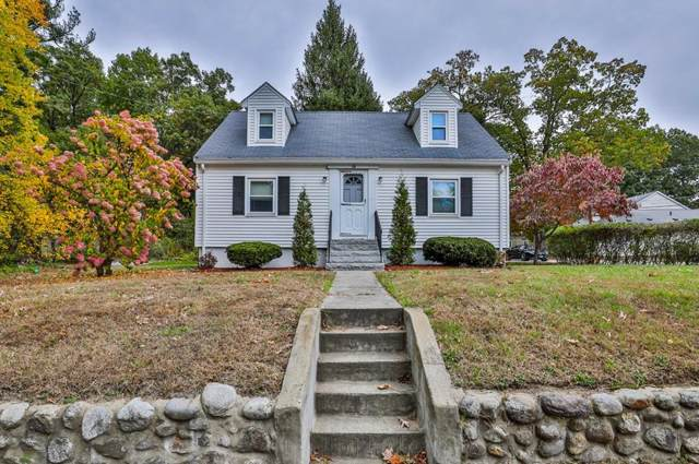 26 Glen Ave., Chelmsford, MA 01824 (MLS #72581147) :: Exit Realty