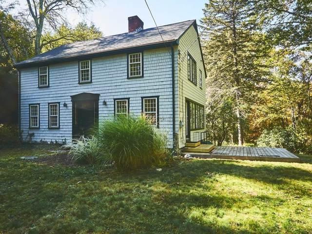 23 Conant Road, Lincoln, MA 01773 (MLS #72581165) :: Bolano Home
