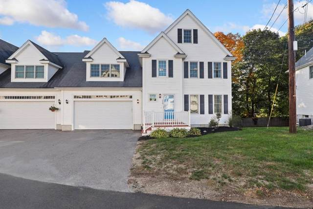 229 Pleasant St #229, Norwood, MA 02062 (MLS #72581243) :: Maloney Properties Real Estate Brokerage