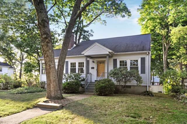16 Fabyan St, Arlington, MA 02474 (MLS #72581246) :: Kinlin Grover Real Estate