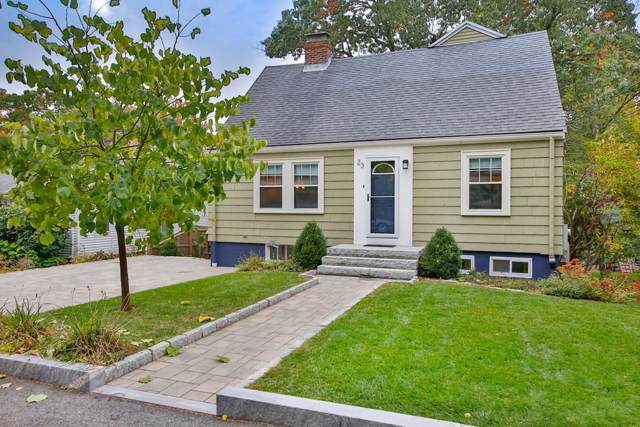23 Henry St, Winchester, MA 01890 (MLS #72581248) :: Trust Realty One