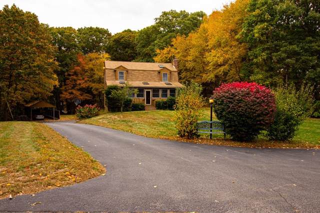 50 Gilmore Rd, Wrentham, MA 02093 (MLS #72581286) :: Primary National Residential Brokerage