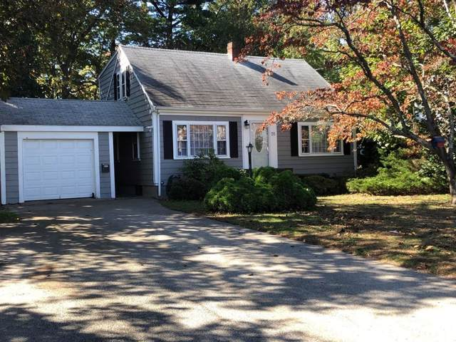75 Spring Street, Weymouth, MA 02188 (MLS #72581294) :: Trust Realty One