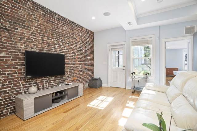 305 Sumner Street #1, Boston, MA 02128 (MLS #72581333) :: Atlantic Real Estate