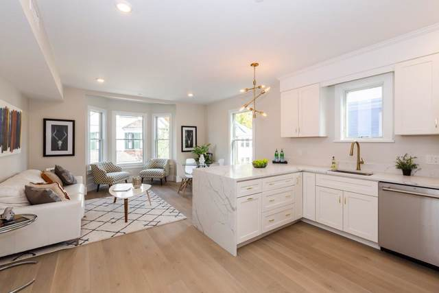 26 Bardwell Street #2, Boston, MA 02130 (MLS #72581379) :: Kinlin Grover Real Estate