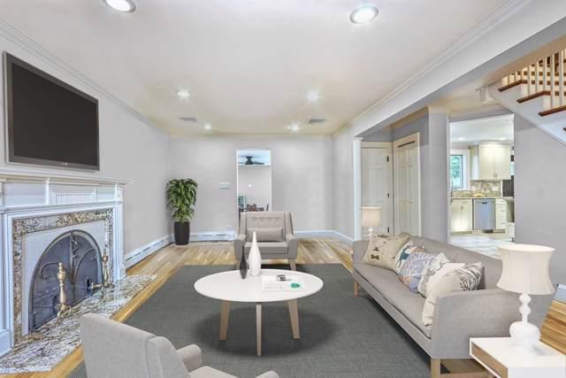 5 Grassmere, Brookline, MA 02467 (MLS #72581404) :: Vanguard Realty