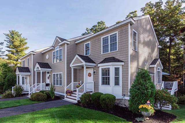 72 Turtle Brook Rd #72, Canton, MA 02021 (MLS #72581414) :: Maloney Properties Real Estate Brokerage