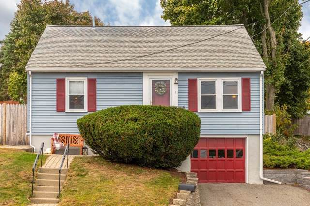 11 Montview Ave, Waltham, MA 02451 (MLS #72581450) :: Vanguard Realty
