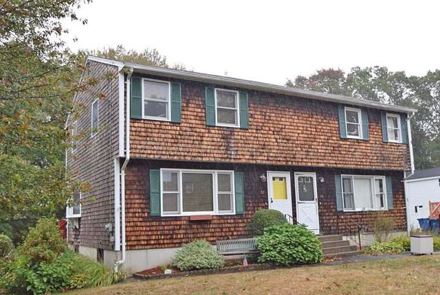 57 Emily Jeffers Road #57, Randolph, MA 02368 (MLS #72581523) :: Maloney Properties Real Estate Brokerage