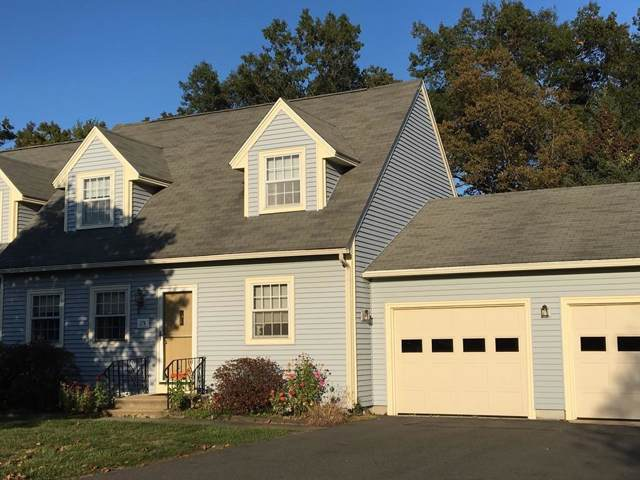 17B Duncan Drive 17B, Deerfield, MA 01373 (MLS #72581532) :: Spectrum Real Estate Consultants