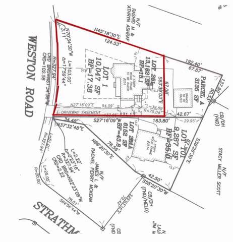 251 Weston Road, Wellesley, MA 02482 (MLS #72581563) :: Trust Realty One