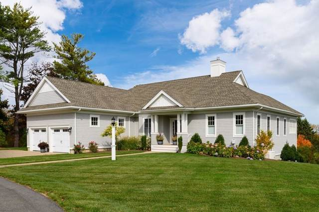 81 Chittenden Ln #81, Cohasset, MA 02025 (MLS #72581565) :: Maloney Properties Real Estate Brokerage