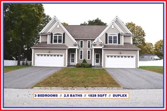 5 Winn Terrace #5, Northborough, MA 01532 (MLS #72581631) :: Atlantic Real Estate