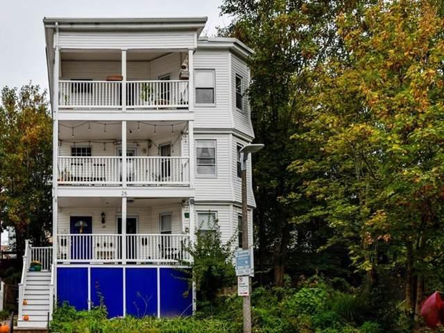 25 Dalrymple St #3, Boston, MA 02130 (MLS #72581651) :: Kinlin Grover Real Estate