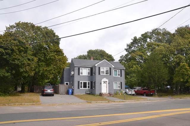 525-527 Salem St, Wakefield, MA 01880 (MLS #72581772) :: Maloney Properties Real Estate Brokerage