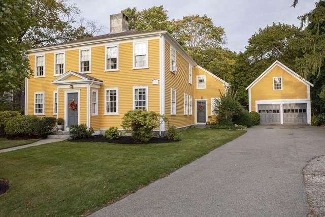 640 Main St, Hingham, MA 02043 (MLS #72581775) :: Maloney Properties Real Estate Brokerage