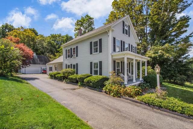 9 Church St, Grafton, MA 01519 (MLS #72581777) :: Maloney Properties Real Estate Brokerage