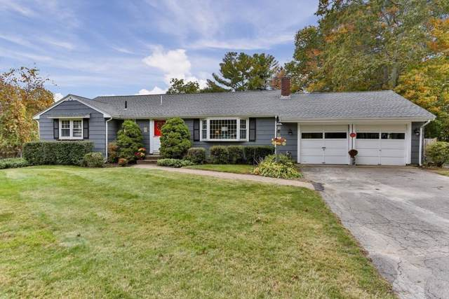 156 Forest St, Whitman, MA 02382 (MLS #72581813) :: Exit Realty