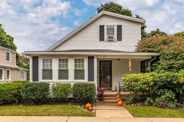 34 Winthrop Ave, Beverly, MA 01915 (MLS #72581885) :: Vanguard Realty