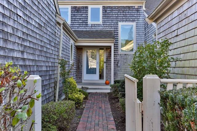 10 John Hall Cartway H, Yarmouth, MA 02675 (MLS #72582018) :: Trust Realty One
