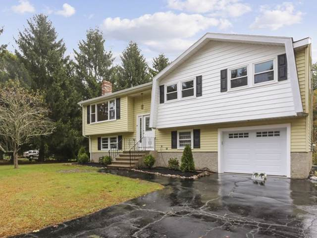 14 Crestwood Lane, Easton, MA 02375 (MLS #72582049) :: The Muncey Group
