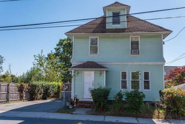 64 Oregon Avenue, Lawrence, MA 01841 (MLS #72582121) :: DNA Realty Group