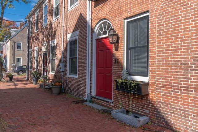 37 Middle St #1, Newburyport, MA 01950 (MLS #72582153) :: DNA Realty Group