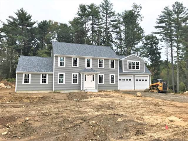 4 Linbia's Path, Carver, MA 02330 (MLS #72582293) :: The Muncey Group