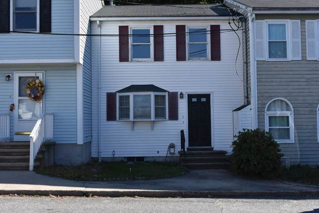 115 Moore Street #6, Lowell, MA 01852 (MLS #72582359) :: RE/MAX Vantage