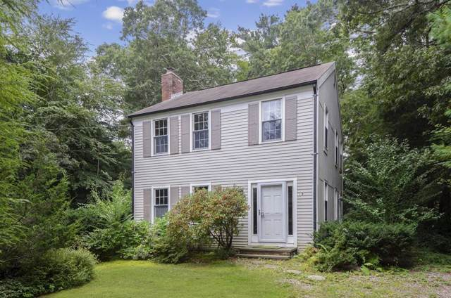 19 Eastwood Ln, Barnstable, MA 02635 (MLS #72582381) :: Trust Realty One
