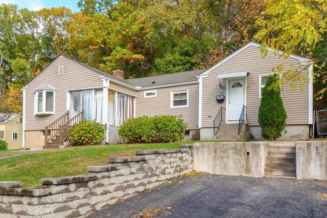20 Sherwood Rd, Worcester, MA 01602 (MLS #72582389) :: The Muncey Group