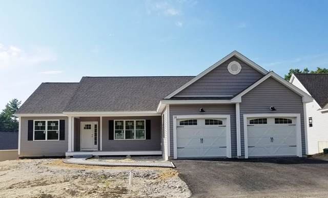 22 Cobbett Lane #35, Hollis, NH 03049 (MLS #72582450) :: Revolution Realty