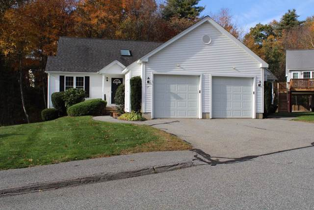 7 Surrey Dr #7, Uxbridge, MA 01569 (MLS #72582510) :: Kinlin Grover Real Estate