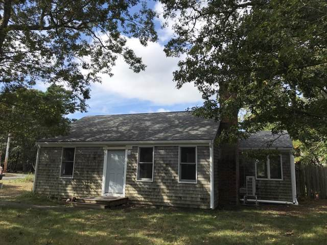 77 Long Pond Drive, Yarmouth, MA 02664 (MLS #72582529) :: Trust Realty One